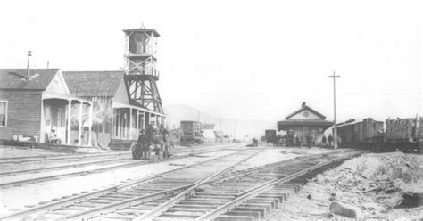 Mound House Rails Then and Now – Around Carson