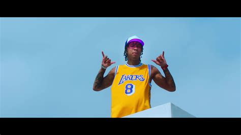 """Lakers Jersey in """"Taste"""" by Tyga ft"""