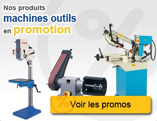 Machines - outils