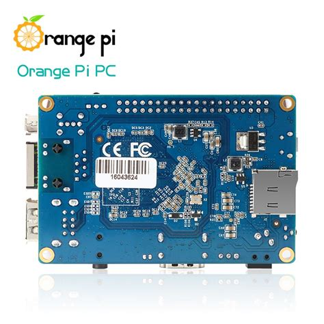 Buy Orange Pi PC H3 Support the Lubuntu linux and Android