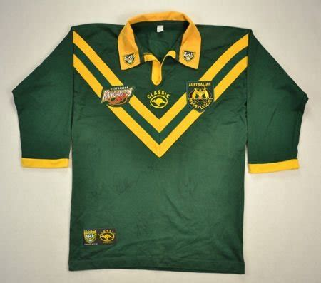 AUSTRALIAN RUGBY LEAGUE CLASSIC SHIRT M Rugby  Rugby