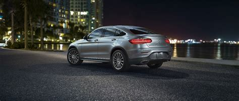 2018 Mercedes GLC300 Coupe 4Matic – Leasing & Sales