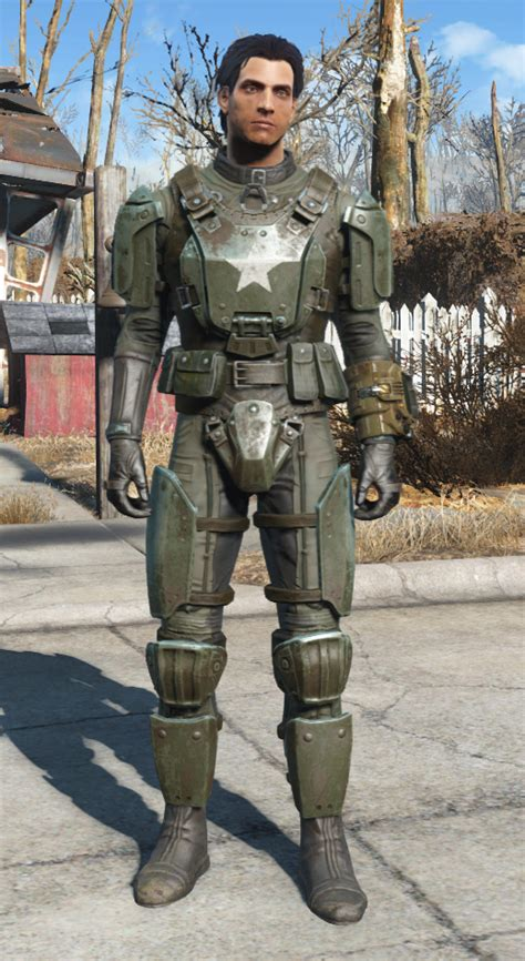 Combat Armor Color Swaps at Fallout 4 Nexus - Mods and