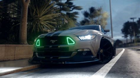 I recreated the RTR Mustang from the Need for Speed