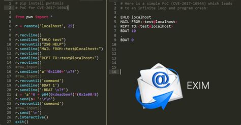 Exim Internet Mailer Found Vulnerable to RCE And DoS Bugs