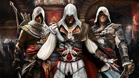 Ahead of Assassin's Creed 2020, These Are The Assassin's