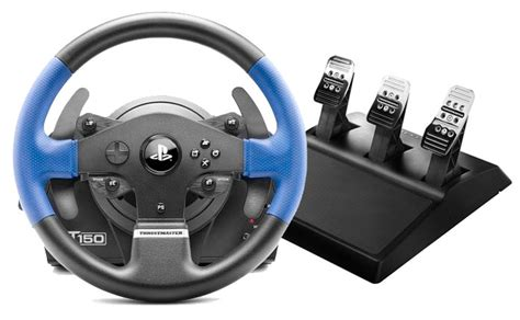 Volante Thrustmaster T150 RS PRO PS3/PS4/PC - Sim Racing Tech