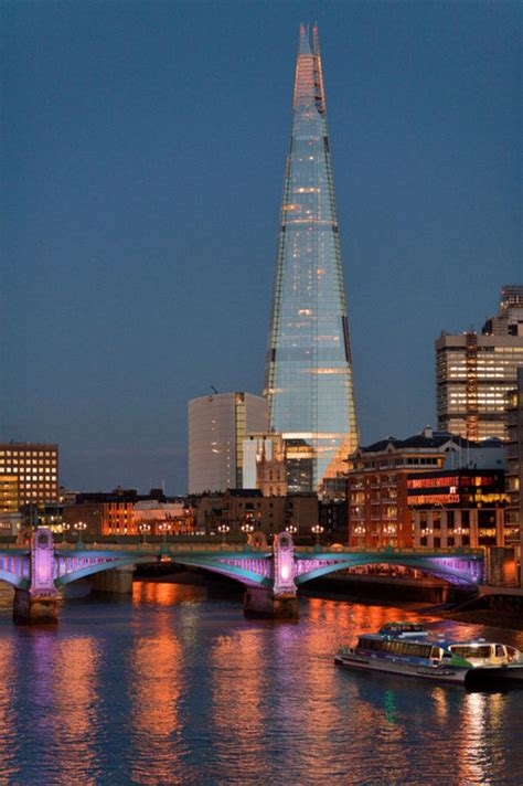 The Shard of London: best panoramic view in London
