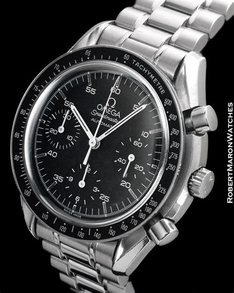 OMEGA SPEEDMASTER CHRONOGRAPH AUTOMATIC 3810 STAINLESS