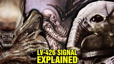 ALIEN: ORIGINS - THE SIGNAL FROM LV-426 EXPLAINED - QUEEN