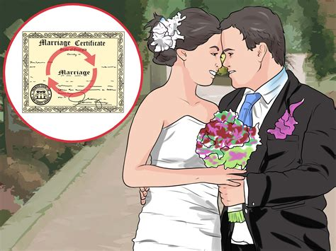How to Amend a Marriage Certificate: 9 Steps (with Pictures)