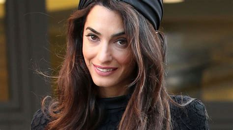 Amal Clooney cancels scheduled appearances at Australian