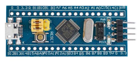 Marrold's Blog: Flashing a bootloader on to an STM32 'Blue