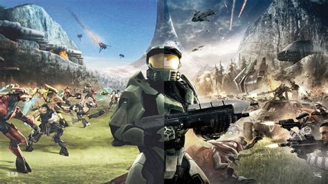 Halo Combat Evolved Anniversary - PC - Torrents Games