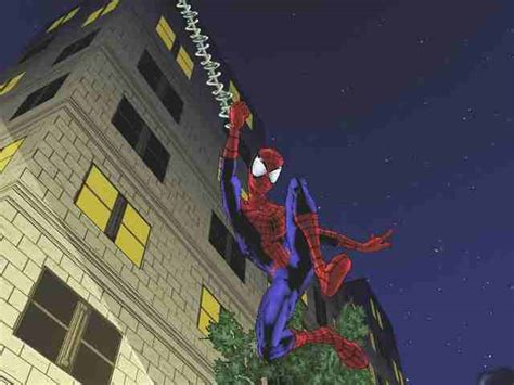 All Ultimate Spider-Man Screenshots for PlayStation 2