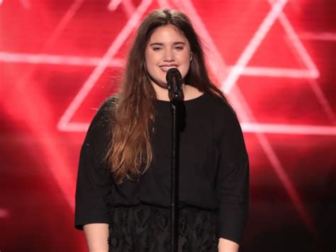 Sherley candidat de The Voice 2018