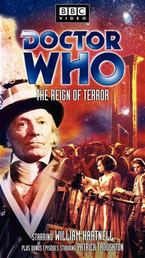 The Reign of Terror (VHS) | Doctor Who Collectors Wiki