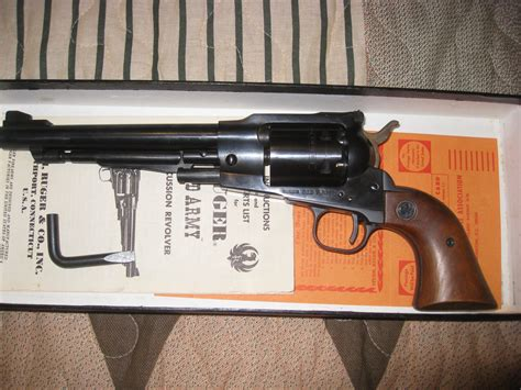 Ruger Old Army 45 Cal