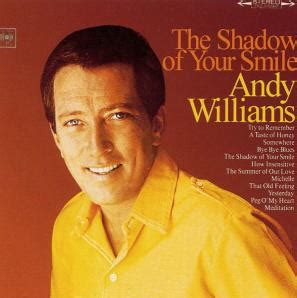 The Shadow of Your Smile (Andy Williams album) - Wikipedia