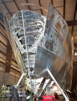 Fabricating tight ships on a tight deadline - The Fabricator