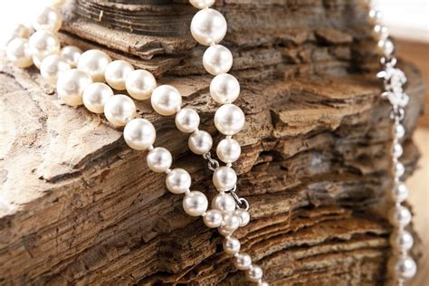 Free photo: Jewelry, Pearl, Necklace, Chanel - Free Image