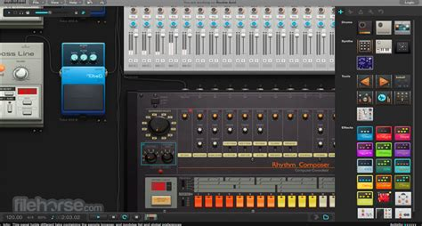 Audiotool - Create Your Own Mixes of Music right from the