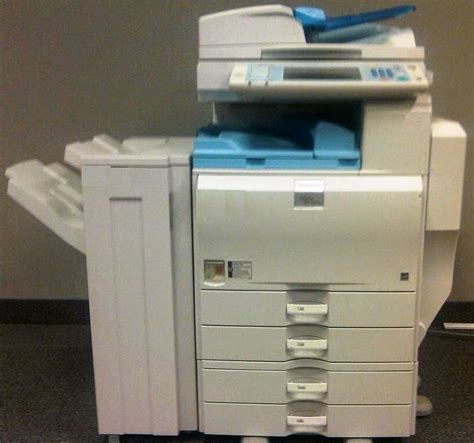 Tech in Check: How to set up scan to email on a Ricoh MP