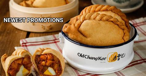 Old Chang Kee Promotions September 2020: 25% OFF + Free