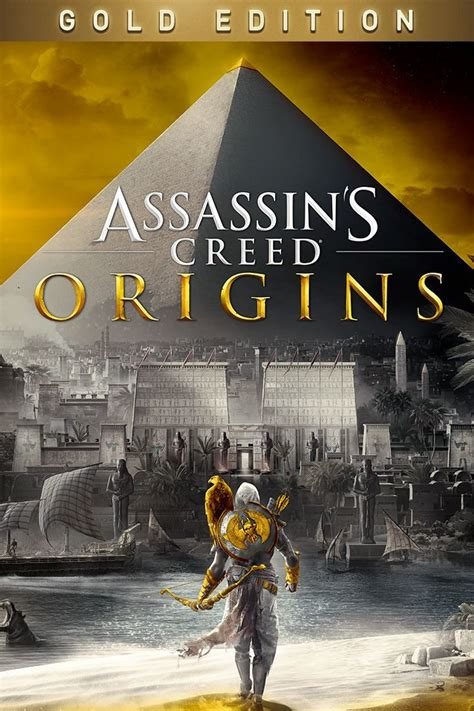 Assassin's Creed: Origins (Gold Edition) for Xbox One