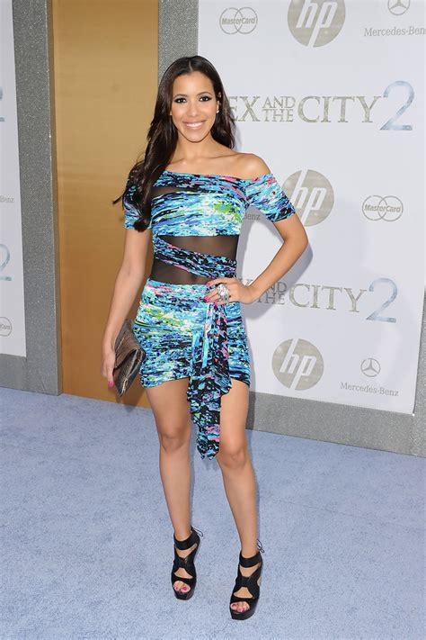 "Julissa Bermudez in ""Sex And The City 2"" New York Premiere"