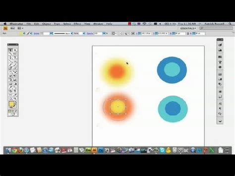 How to Make Things Look Glowing Hot in Illustrator : Adobe