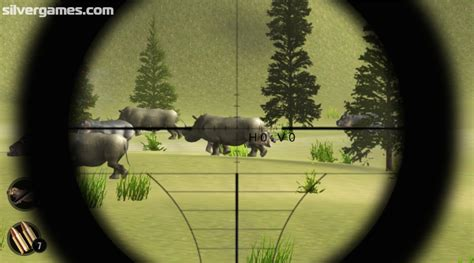 Hippo Hunting - Play Free Hippo Hunting Games Online