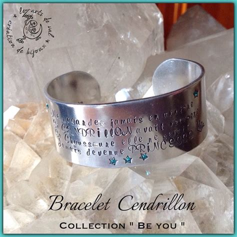 Large Bracelet Cendrillon Collection BE YOU