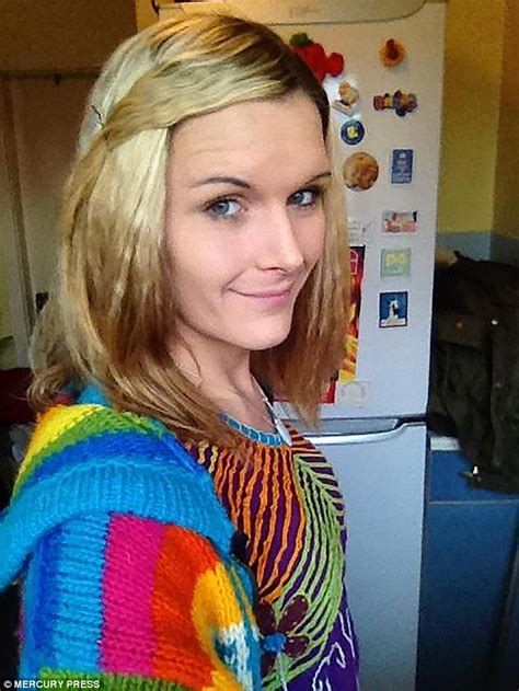 Transgender woman, 28, who knew she was born in the wrong